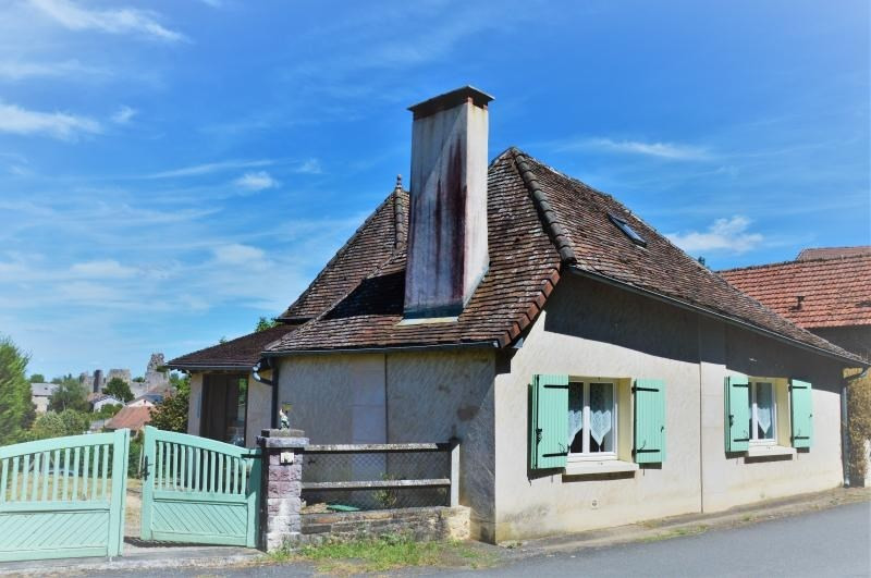 Sale house / villa Nexon 55000€ - Picture 2