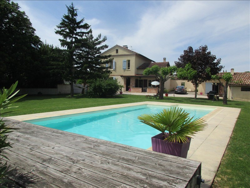 Sale house / villa La salvetat belmontet 329000€ - Picture 1