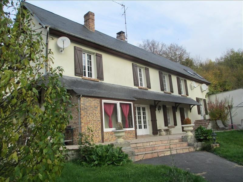 Sale house / villa Cires les mello 269000€ - Picture 8