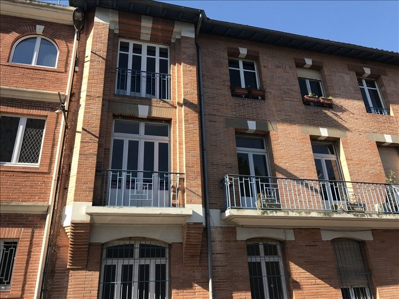 Rental apartment Toulouse 602€ CC - Picture 1