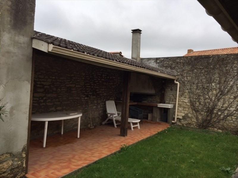 Sale house / villa Jard sur mer 213200€ - Picture 10
