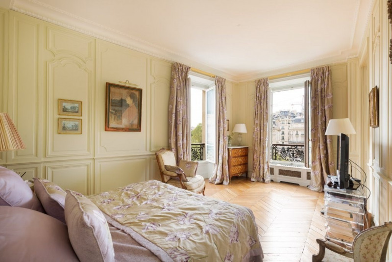Immobile residenziali di prestigio appartamento Paris 16ème 3700000€ - Fotografia 7