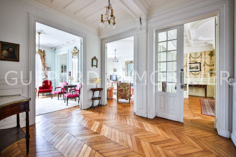 Vente de prestige appartement Paris 16ème 3 579 000€ - Photo 1