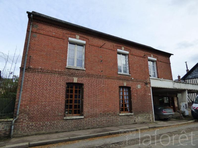 Vente maison / villa Lieurey 139300€ - Photo 1