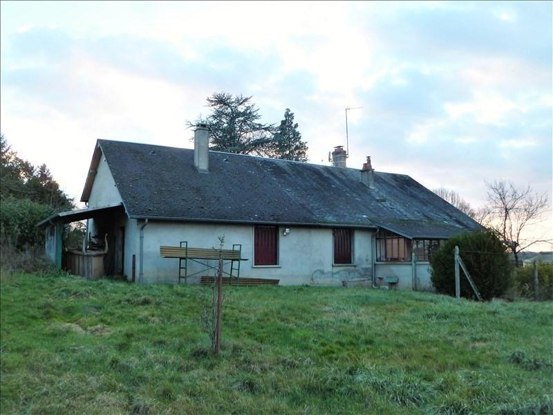 Sale house / villa Le chautay 99000€ - Picture 1