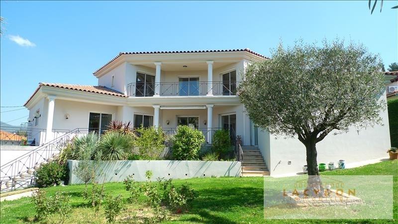 Vente de prestige maison / villa Plan de cuques 775000€ - Photo 1