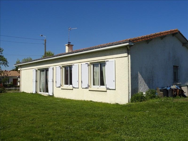 Vente maison / villa Gorges 208900€ - Photo 1