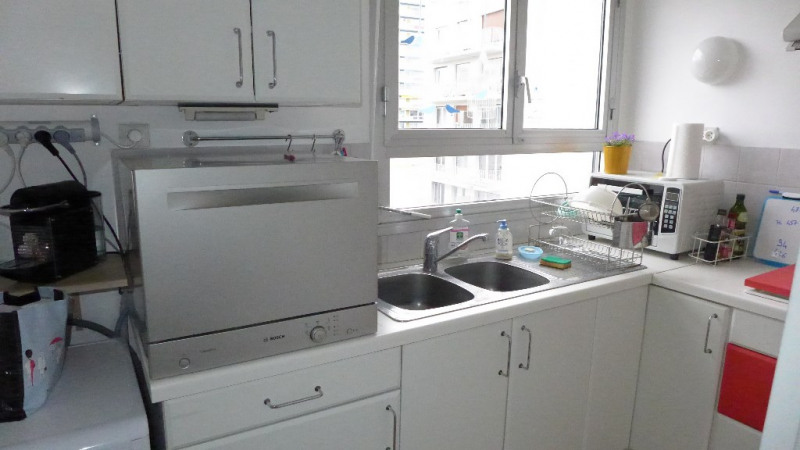 Verkoop  appartement Paris 15ème 458850€ - Foto 4