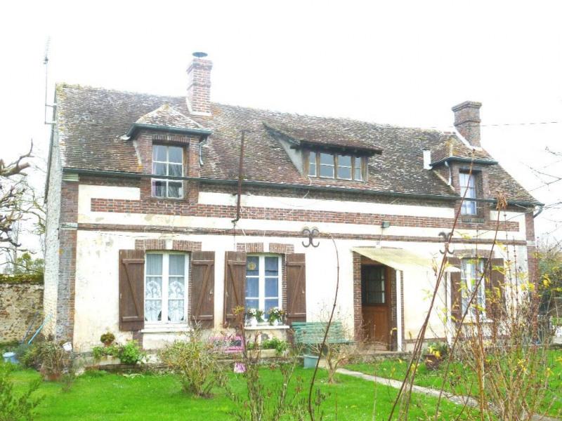 Vente maison / villa Verneuil d'avre et d'iton 142000€ - Photo 2