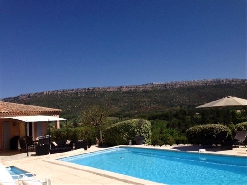 Vente de prestige maison / villa Chateauneuf le rouge 790000€ - Photo 4