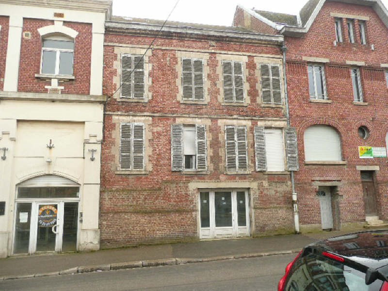 Investment property building St quentin 105 000€ - Picture 2