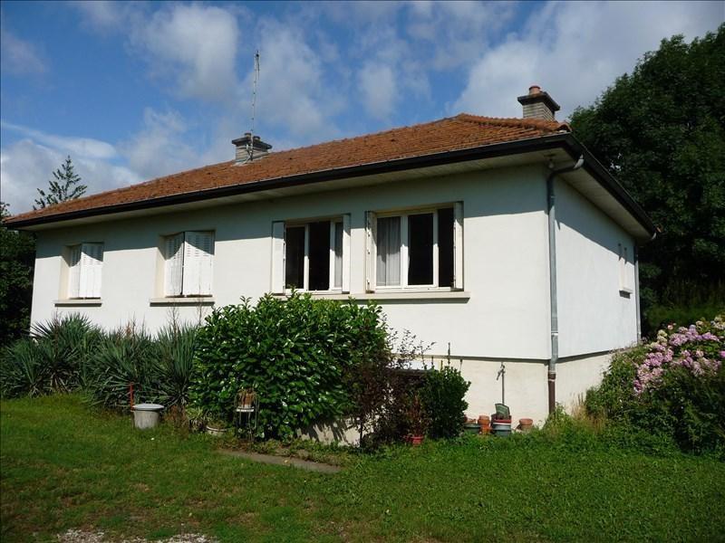 Vente maison / villa St jean de losne 137400€ - Photo 1