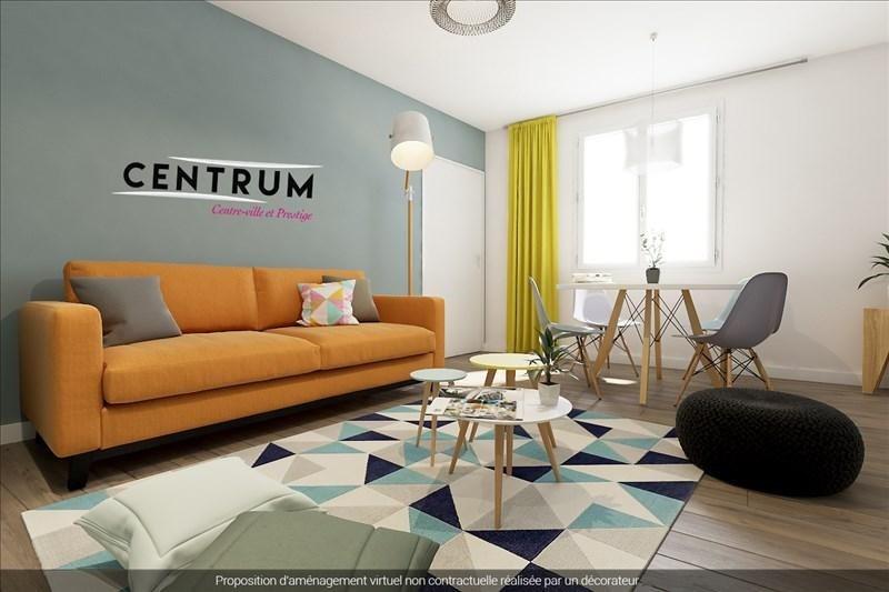Vente appartement Thionville 99000€ - Photo 1