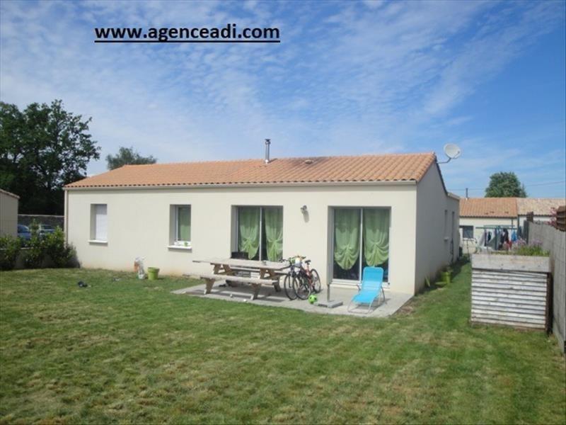 Vente maison / villa La creche 182000€ - Photo 1