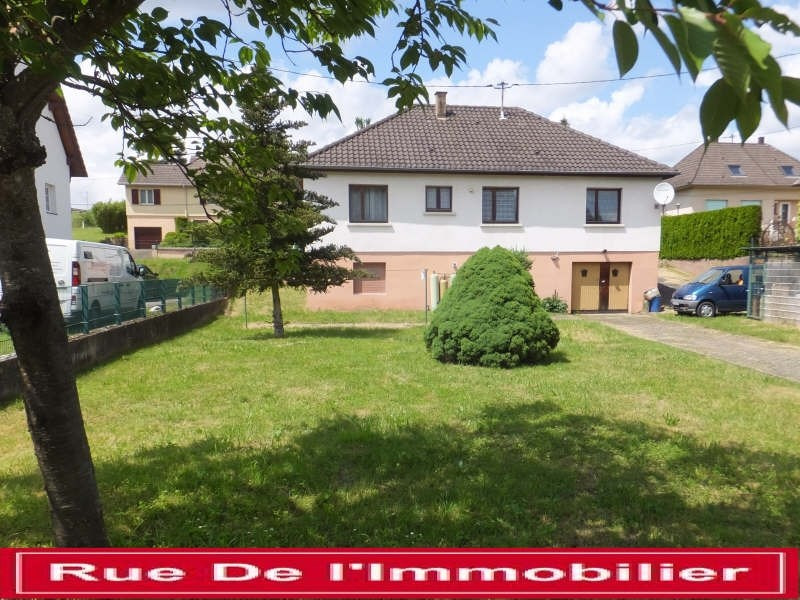 Vente maison / villa Dambach 152900€ - Photo 1