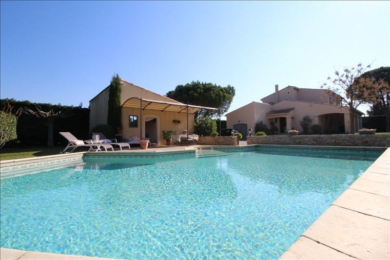 Vente de prestige maison / villa Pernes les fontaines 615000€ - Photo 1