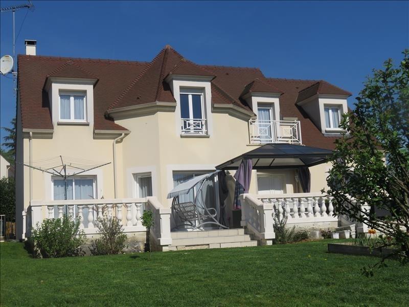 Sale house / villa Nanteuil les meaux 568000€ - Picture 1