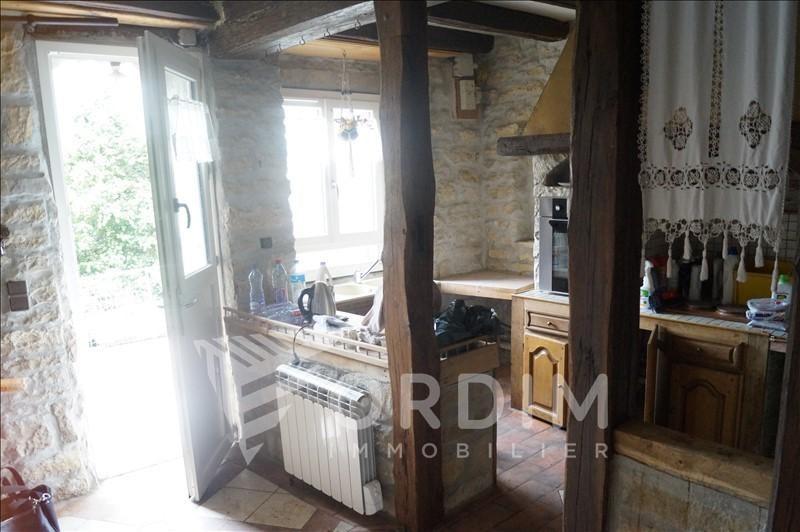 Vente maison / villa Cruzy le chatel 126500€ - Photo 1