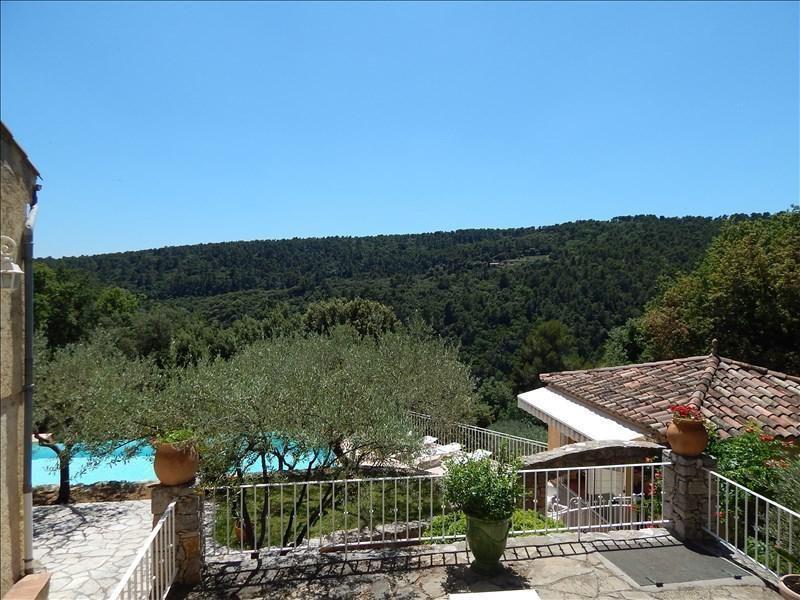 Vente de prestige maison / villa Ampus 589000€ - Photo 5