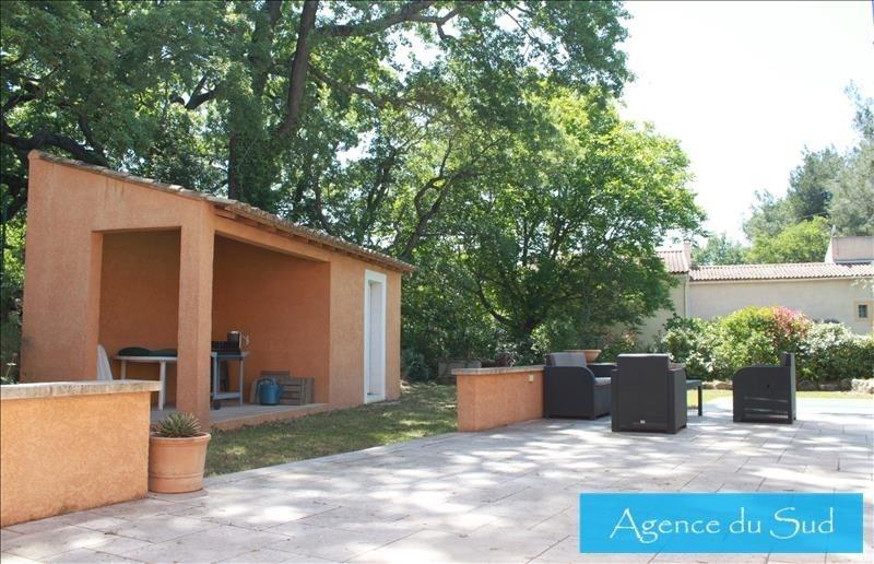 Vente maison / villa Trets 420000€ - Photo 2