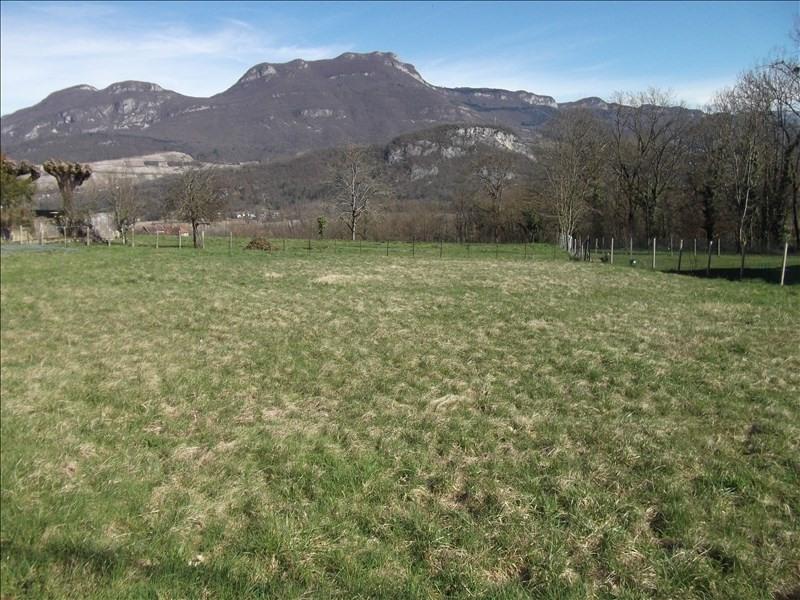 Vente terrain Yenne 85000€ - Photo 1