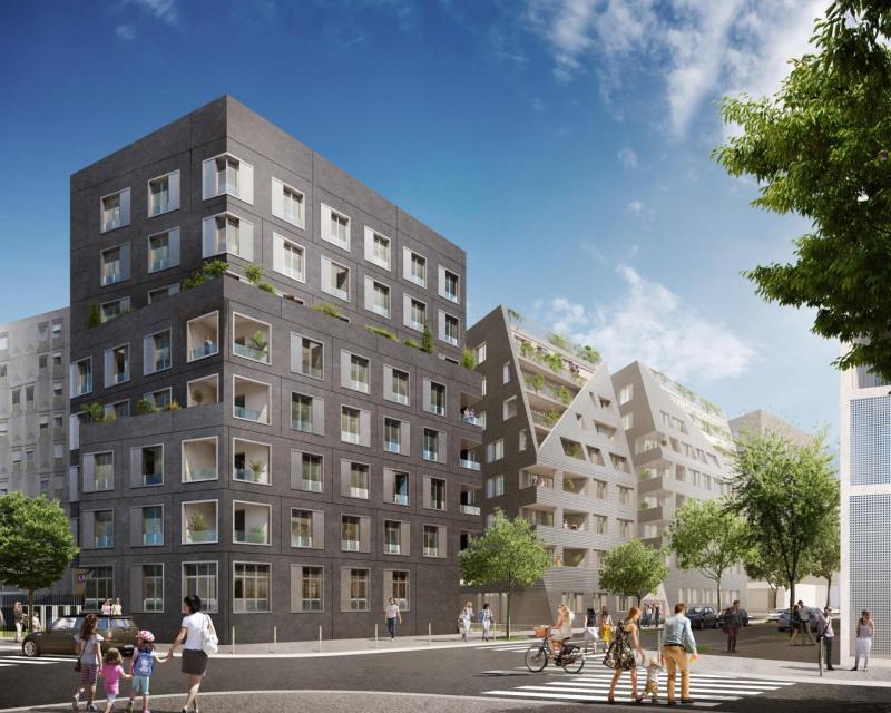 Vendita nuove costruzione Boulogne-billancourt  - Fotografia 4