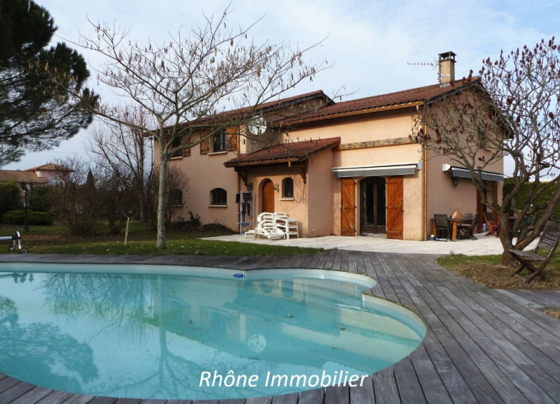 Vente maison / villa Villette d anthon 439 000€ - Photo 3