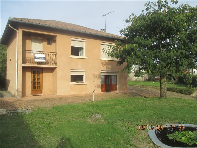 Vente maison / villa Montauban 165000€ - Photo 1
