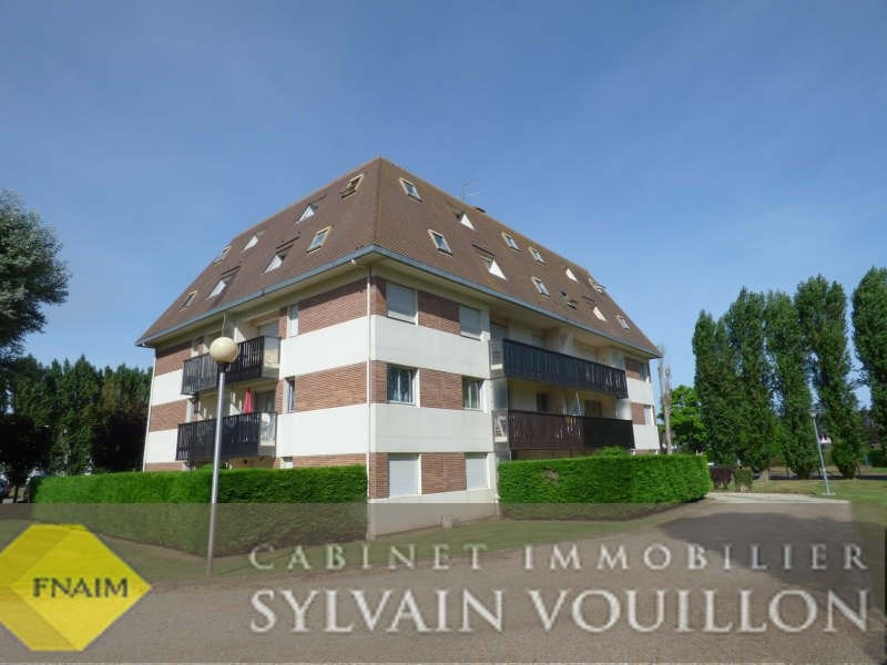 Verkoop  appartement Villers sur mer 60000€ - Foto 1