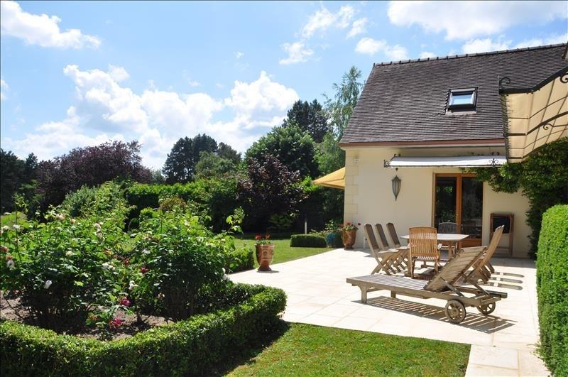 Deluxe sale house / villa Saint-nom la breteche 1550000€ - Picture 2