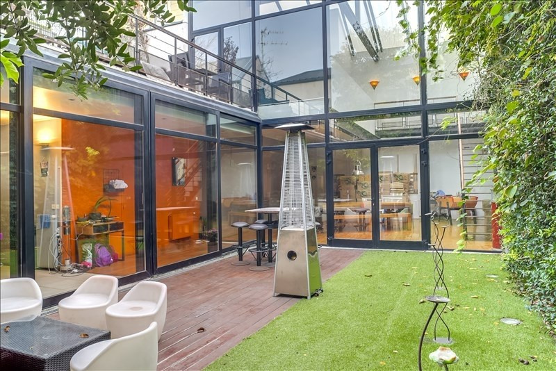 Sale apartment Colombes 1486000€ - Picture 1
