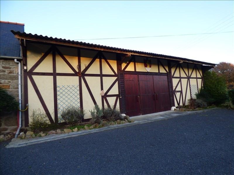 Sale house / villa Begard 240000€ - Picture 2