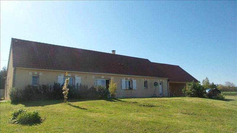Sale house / villa Avord 172000€ - Picture 7