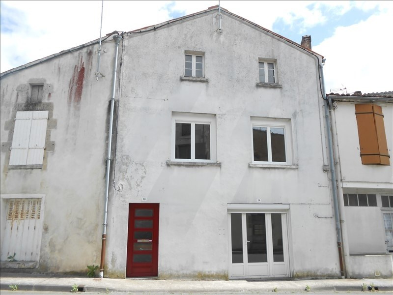 Rental apartment Aulnay 360€ CC - Picture 1