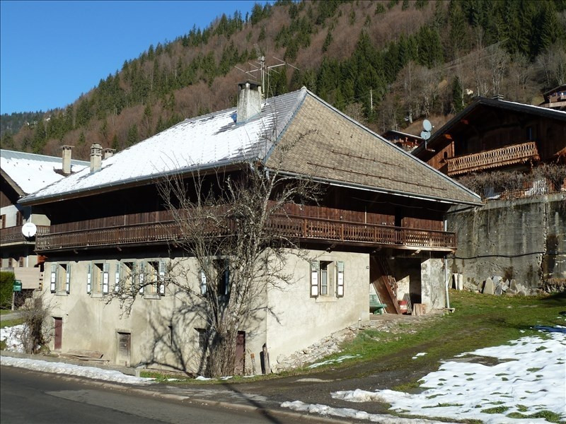 Deluxe sale house / villa Montriond 750 000€ - Picture 1