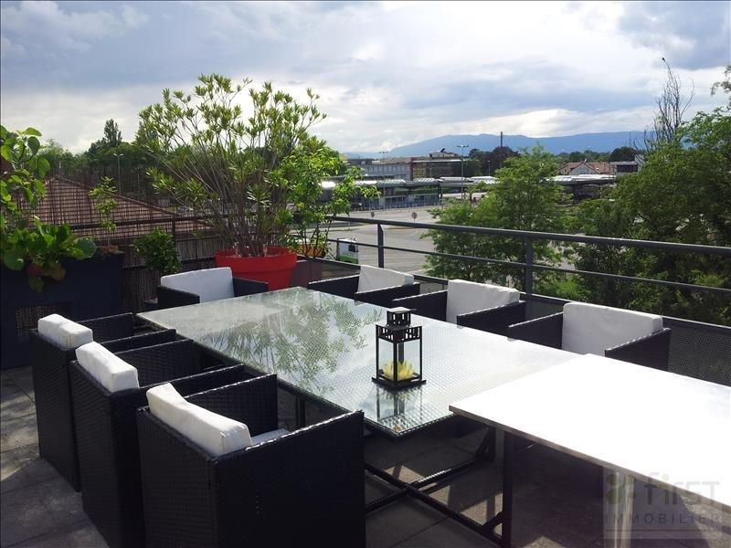 Vente appartement Gaillard 381000€ - Photo 3
