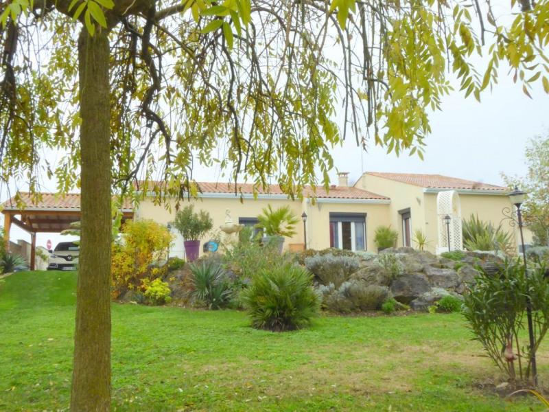 Vente maison / villa Merpins 210000€ - Photo 1