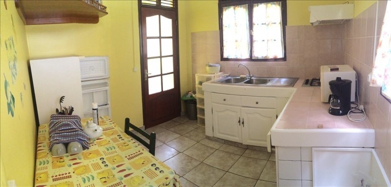 Rental apartment Bouillante 600€ CC - Picture 5