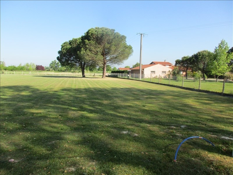 Vente terrain Lacourt st pierre 75 000€ - Photo 1