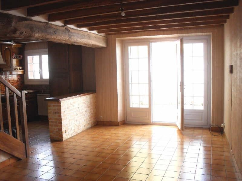 Location maison / villa Bazarnes 578€ CC - Photo 1