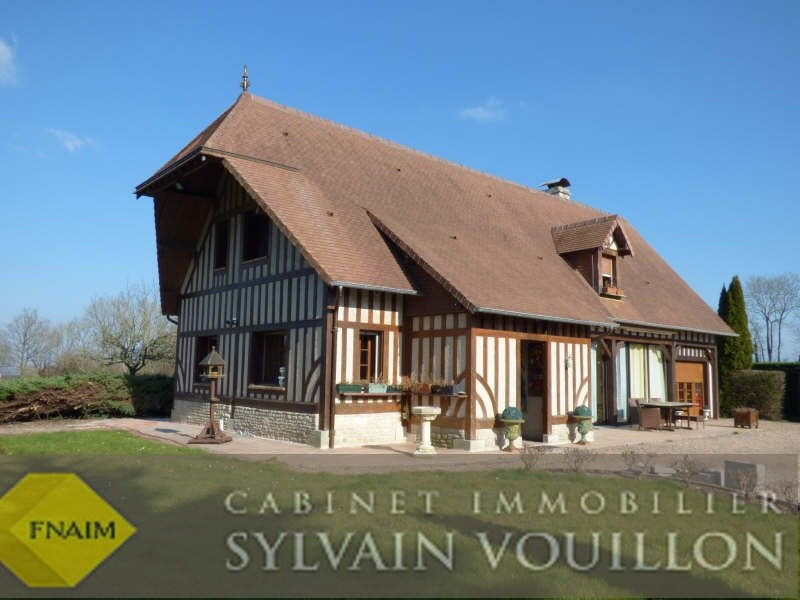 Revenda casa Villers sur mer 530000€ - Fotografia 1