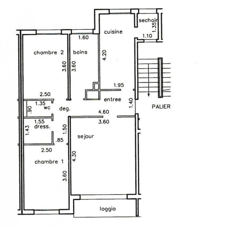 Vente appartement Bois d arcy 149350€ - Photo 7