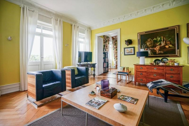 Deluxe sale apartment Strasbourg 850 000€ - Picture 2