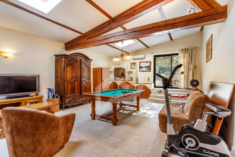 Vente de prestige maison / villa Saint saturnin les avignon 575000€ - Photo 5