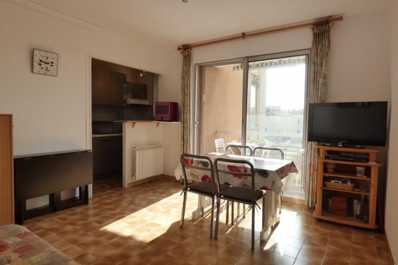 Sale apartment Valras plage 115 000€ - Picture 2