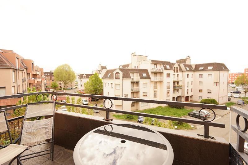 Verkoop  appartement Strasbourg 118000€ - Foto 5
