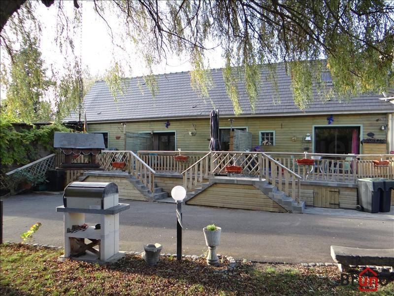 Verkoop  huis Noyelles sur mer 261500€ - Foto 2