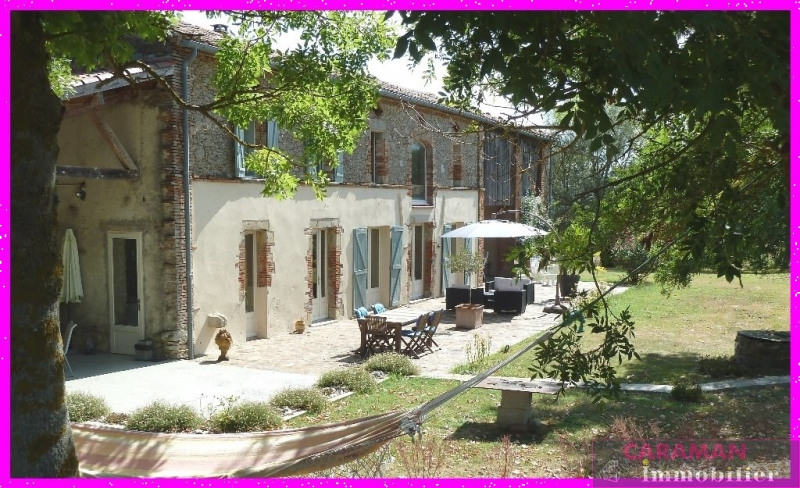 Deluxe sale house / villa Caraman  secteur 599 000€ - Picture 1