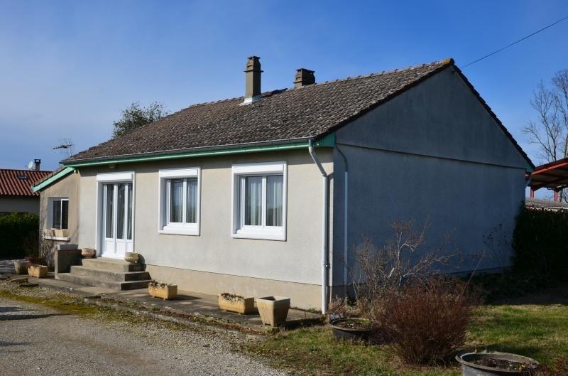 Sale house / villa Septeme 241500€ - Picture 2