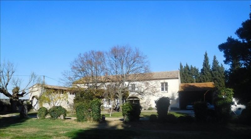 Престижная продажа дом Courthezon 650000€ - Фото 1